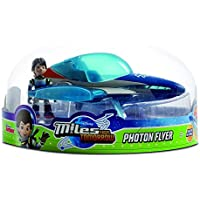 Disney Miles From Tomorrow Photon Flyer Vehicle Playset With Action Figure by IMC Toys
