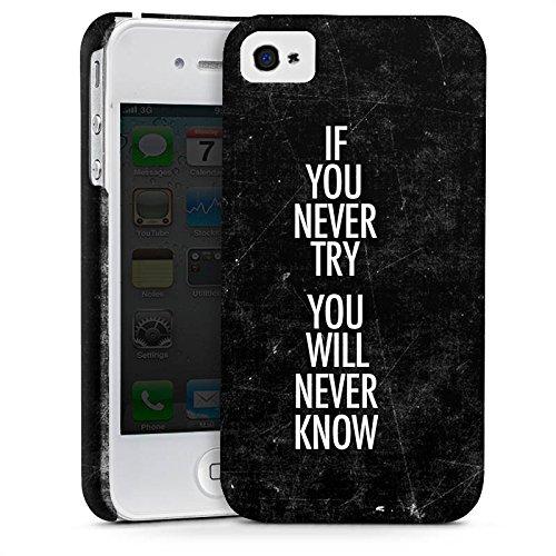 Apple iPhone X Silikon Hülle Case Schutzhülle Sprüche Motivation Fitness Premium Case glänzend