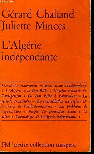 L'Algrie independante