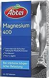 Abtei Magnesium 400mg Tabletten