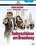 Jerry Cotton - Todesschüsse am Broadway (Filmjuwelen) [Blu-ray]