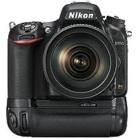 Meike–Empuñadura de batería Pack con temporizador de 2.4G Wireless Control Integrado Recambio para Nikon D750, 7D2Canon EOS 7d Mark II, Sony A7II A7II A7A7R A7S cámara réflex digital