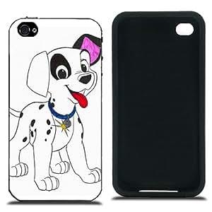 Disney 101 Dalmatians Cases Covers for iphone 4 4S Series IMCA-CP-0620