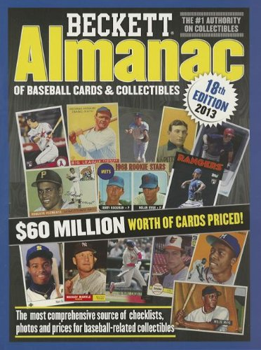 Beckett Almanac of Baseball Cards and Collectibles por James, III Beckett