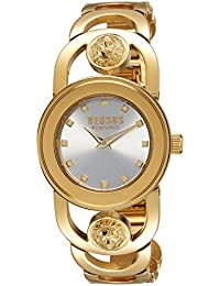 Versus by Versace Analog Silver Dial Women's Watch - SCG10 0016