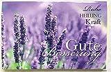 Genesungskarte Gute Besserung Ruhe, Heilung, Kraft