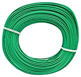 #5: Plaza Cables 1.0 sq mm Copper PVC Insulated Electrical Wire/Cable 1100V -90 Meter (Best for Home use)