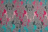 Swafing Disney-Jersey 'Minnie' grau-meliert 0,5m