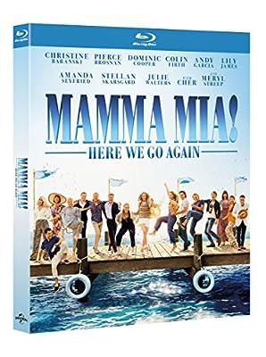 Mamma Mia! Here We Go Again [Blu-ray] [2018] [Region Free]