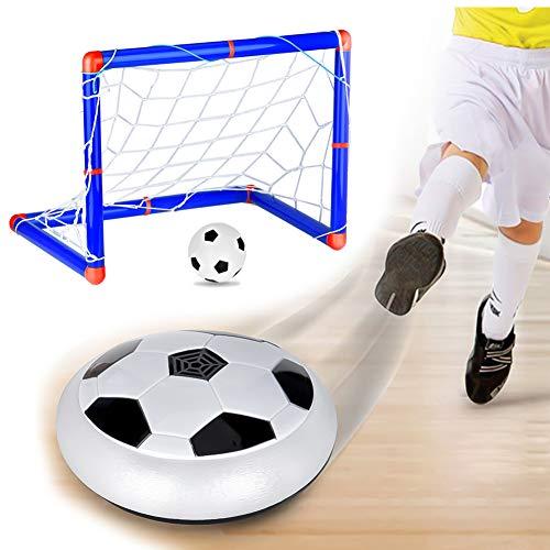 Cozywind Juego de Balón de Fútbol para Niños,Juguete de Fútbol,Incluye Portería 90X60X47cm, Red...