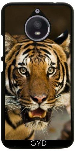 Hülle für Motorola Moto E4 Plus - Tierwelt Tiger Tier by WonderfulDreamPicture