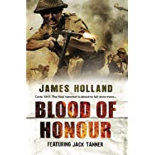 Blood of Honour (Jack Tanner 3)