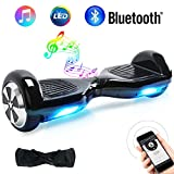 BEBK Overboard, 6,5 Pouces Hoverboard Bluetooth Self Balance Scooter, 700W Smart...