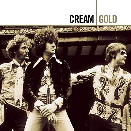 Gold Cream Music Box