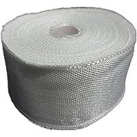 Fiberglasgewebe-Band-Rollen-Glas 5cm breite Glasfaser-Leinwandbindung-Gewebe-Reparatur 25Meter