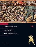 Historisches Lexikon der Schweiz (HLS). Gesamtwerk. Deutsche Ausgabe / Vio - Zyr -