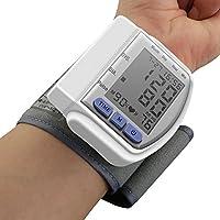 Monitores portátiles digitales de la presión arterial Monitores automáticos de la muñeca Esfigmomanómetro irregular de la