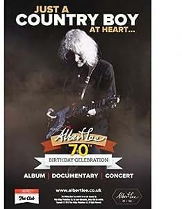 Albert Lee 70th Birthday Celebration [DVD] [UK Import]
