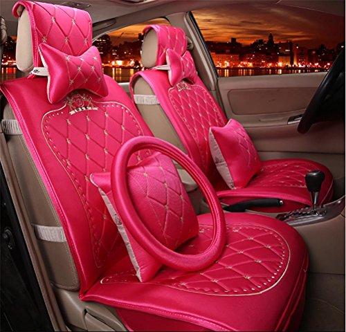 Ruirui Universale ricamato Car Seat Covers ,