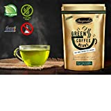 Ariginallo Premium Organic Green Coffee Beans for Weight Loss (350 G)