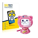 BROTECT Schutzfolie Matt für Vtech KidiPet Touch 2 (Katze) Displayschutzfolie [2er Pack] - Anti-Reflex Displayfolie, Anti-Fingerprint, Anti-Kratzer