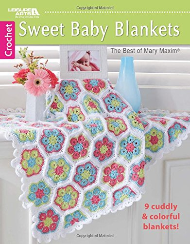 Sweet Baby Blankets: 9 Cuddly & Colorful Blankets!