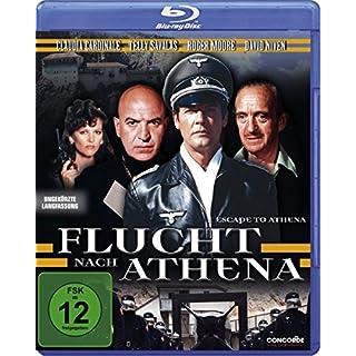 Flucht nach Athena [Blu-ray]