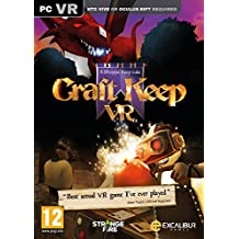 Craft Keep VR [requires Oculus Rift or HTC Hive] (PC) [importación inglesa]