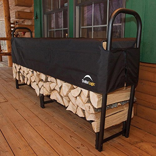 51URpmgg %2BL. SS500  - Rowlinson Shelterlogic 2.4m Log Rack with Cover