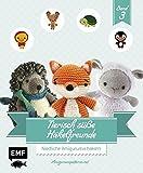 Tierisch süße Häkelfreunde Band 3: Niedliche Amigurumis häkeln