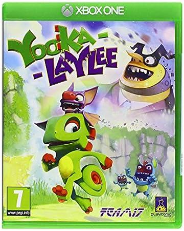 Yooka-Laylee - Xbox One [Importación inglesa]