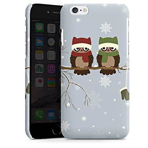 Apple iPhone 5s Housse étui coque protection Hibou Hibou Uhu Cas Premium brillant