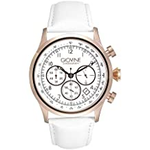 Reloj cuarzo para hombre Giovine Casanova Chrono OGI004/C/L/RG/BN/BN