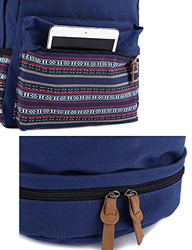 Fancybox , Sac à main porté au dos pour femme taille unique Bleu Marine