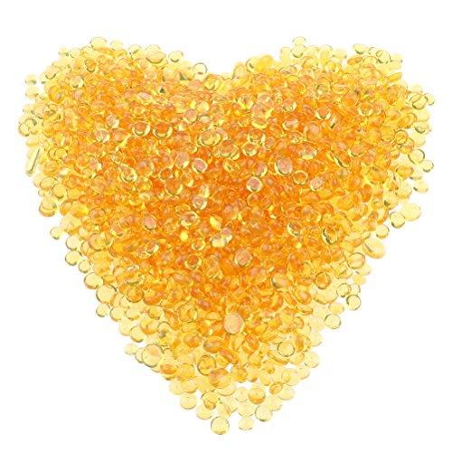 Fusion Kleber (haishell 100g/3,5oz Fusion Keratin Kleber Pellets Rebond Granule Perlen, um Nail, IV, flach Hair Extensions)