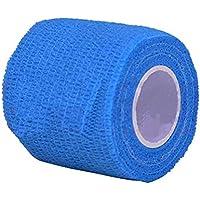 Set von 2 Selbstklebende Elastizität Bandage / Schutz Handgelenk / Knöchel / Knie-Blau preisvergleich bei billige-tabletten.eu