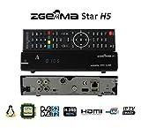ZGEMMA H5 COMBO T2/S2 IPTV HEVC 265