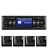 auna MD-550-BT • Autoradio • Car-Radio • Moniceiver • Car-HiFi • 3' Touchscreen Display • Bluetooth-Schnittstelle • USB- & Mini-SD-Slot...