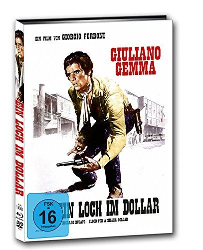 Ein Loch im Dollar - Mediabook Cover-Motiv 1 (Blu-Ray + 3 DVDs + 16-seitiges Booklet- limitiert auf 333 Stück!!)