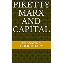 PIKETTY MARX AND CAPITAL (English Edition)