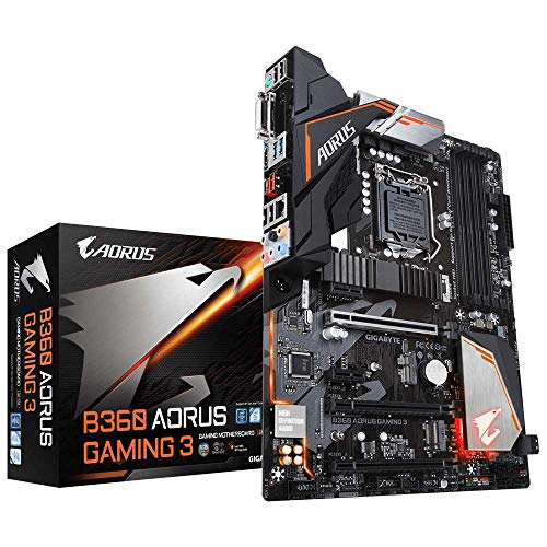 Gigabyte B360M AORUS Gaming 3 Socket 1151 - Placa