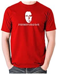 Red Dwarf - Holly, Everybody's Dead Dave T Shirt