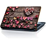 Creative Love Laptop Skin by shopmillions