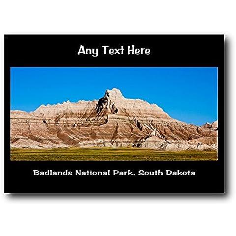 Parque Nacional Badlands, Dakota del Sur personaliseitonline salvamanteles