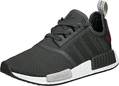 adidas herren schuhe sneaker nmd r1 w grau 40. Black Bedroom Furniture Sets. Home Design Ideas
