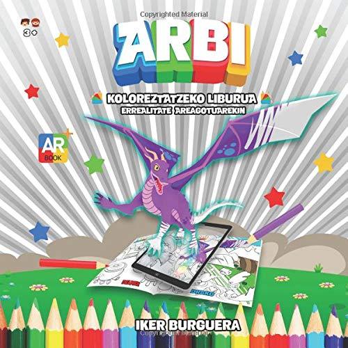 ARBI - Koloreztatzeko liburua errealitate areagotuarekin por Iker Burguera