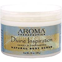 Aroma Therapeutics Devine Inspiration Natural Body Scrub, Neroli & Sandalwood, 10-Ounces (Pack of 3) by Aroma... preisvergleich bei billige-tabletten.eu