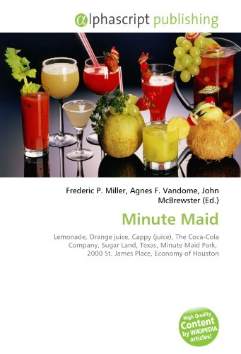 minute-maid-lemonade-orange-juice-cappy-juice-the-coca-cola-company-sugar-land-texas-minute-maid-par