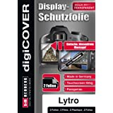 digiCOVER B3602 Film de protection d'écran pour Lytro Lichtfeldkamera