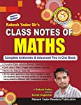 Class Notes of Maths
